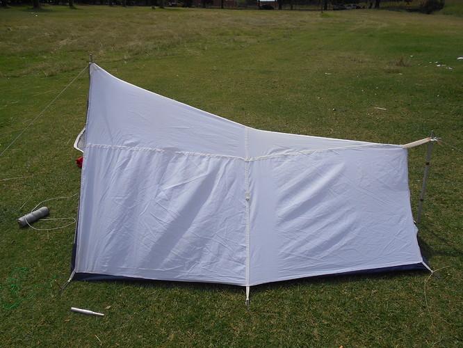 Tent Sea King a Injusuti d