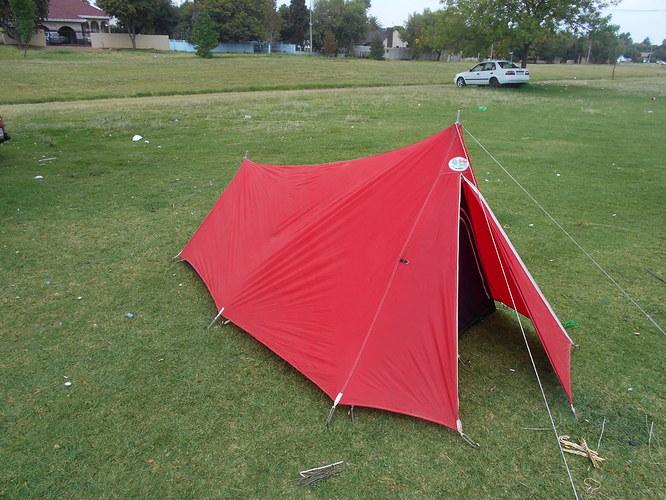 Tent Sea King Injasuti i